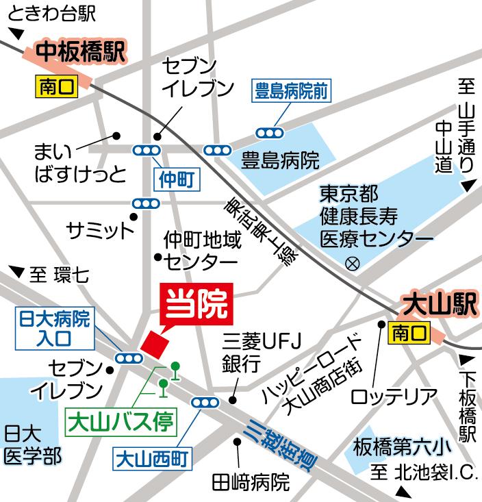 東京都板橋区大山町57-4